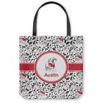 Dalmation Canvas Tote Bag (Personalized)