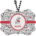 Dalmation Rear View Mirror Charm (Personalized)