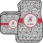 Dalmation Car Floor Mats (Personalized)