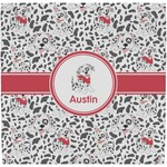 Dalmation Ceramic Tile Hot Pad (Personalized)