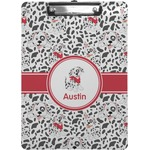 Dalmation Clipboard (Personalized)