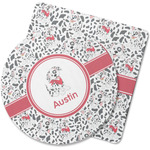 Dalmation Rubber Backed Coaster (Personalized)