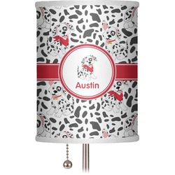 "Dalmation 7"" Drum Lamp Shade (Personalized)"