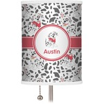 Dalmation Drum Lamp Shade (Personalized)