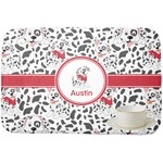 Dalmation Dish Drying Mat (Personalized)