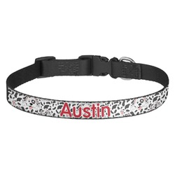 Dalmation Dog Collar (Personalized)