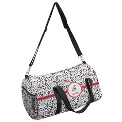 Dalmation Duffel Bag (Personalized)