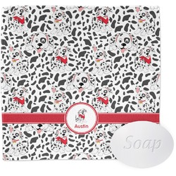 Dalmation Wash Cloth (Personalized)