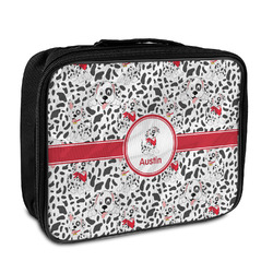 Dalmation Insulated Lunch Bag (Personalized)