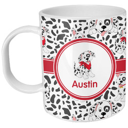 Dalmation Plastic Kids Mug (Personalized)