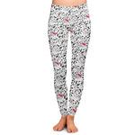 Dalmation Ladies Leggings (Personalized)