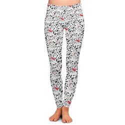 Dalmation Ladies Leggings - Medium (Personalized)