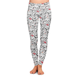 Dalmation Ladies Leggings (Personalized)