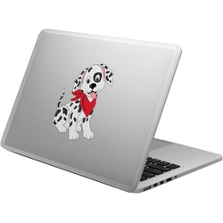 Dalmation Laptop Decal (Personalized)