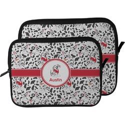 Dalmation Laptop Sleeve / Case (Personalized)