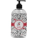 Dalmation Plastic Soap / Lotion Dispenser (Personalized)