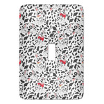 Dalmation Light Switch Covers (Personalized)