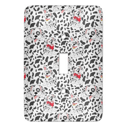 Dalmation Light Switch Covers - Multiple Toggle Options Available (Personalized)