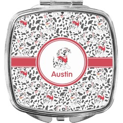 Dalmation Compact Makeup Mirror (Personalized)