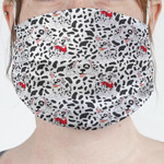 Dalmation Face Mask Cover (Personalized)