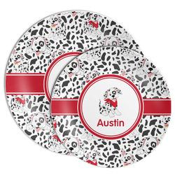 Dalmation Melamine Plate (Personalized)
