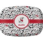Dalmation Melamine Platter (Personalized)