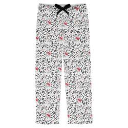 Dalmation Mens Pajama Pants (Personalized)