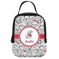Dalmation Neoprene Lunch Tote (Personalized)