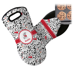 Dalmation Neoprene Oven Mitt (Personalized)