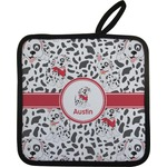 Dalmation Pot Holder w/ Name or Text