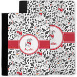 Dalmation Notebook Padfolio w/ Name or Text