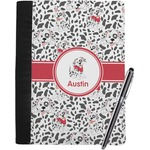 Dalmation Notebook Padfolio (Personalized)
