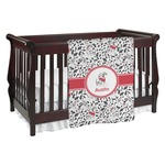 Dalmation Baby Blanket (Personalized)