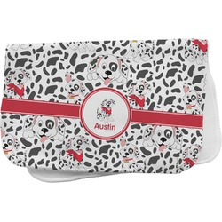 Dalmation Burp Cloth (Personalized)