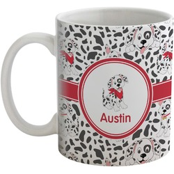 Dalmation Coffee Mug (Personalized)
