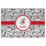 Dalmation Laminated Placemat w/ Name or Text