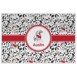 Dalmation Placemat (Laminated) (Personalized)