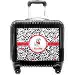 Dalmation Pilot / Flight Suitcase (Personalized)