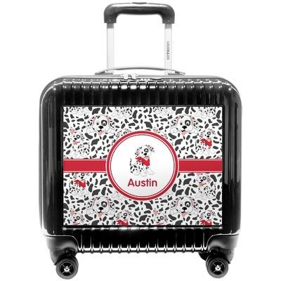 Dalmation Pilot / Flight Suitcase (Personalized)