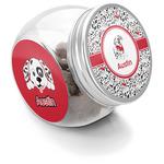 Dalmation Puppy Treat Jar (Personalized)