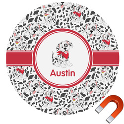 Dalmation Car Magnet (Personalized)