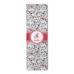 Dalmation Runner Rug - 3.66'x8' (Personalized)