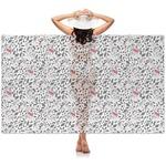 Dalmation Sheer Sarong (Personalized)