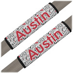 Dalmation Seat Belt Covers (Set of 2) (Personalized)