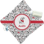 Dalmation Security Blanket (Personalized)