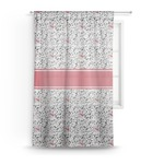 Dalmation Sheer Curtains (Personalized)