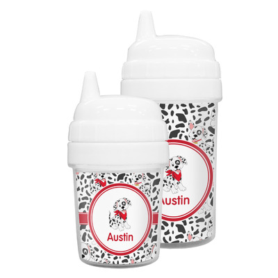 Dalmation Sippy Cup (Personalized)