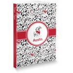 Dalmation Softbound Notebook (Personalized)
