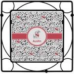 Dalmation Square Trivet (Personalized)