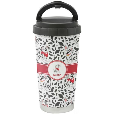 Dalmation Stainless Steel Coffee Tumbler (Personalized)